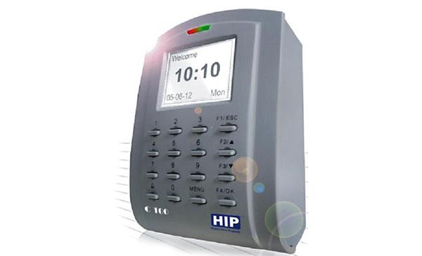เครื่องทาบบัตร HIP C100