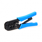 LINK RJ45, RJ11 4 Pos Hand Set CRIMP TOOL