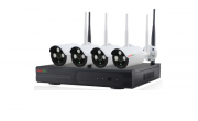 Wireless Kit NVR WMW-9004C