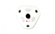 Hi-View Fish Eye Camera HW-33VR30