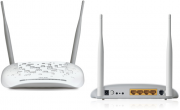 Wireless N ADSL2+ Modem Router-TD-W8961ND