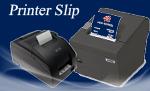 Slip Printer